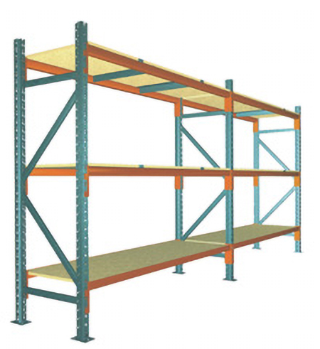 Spacerack Longspan Shelving
