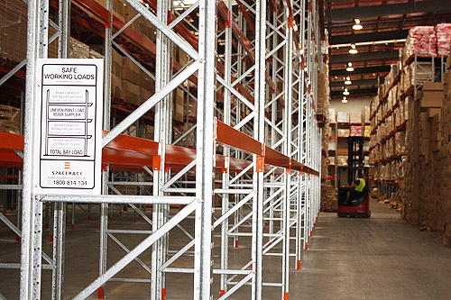 Spacerack Pallet Racking