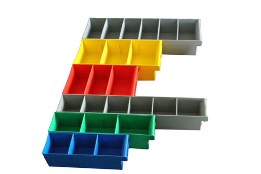 Spare Parts Trays Group