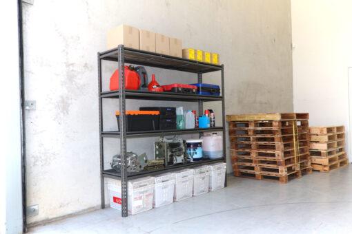 Heavy Duty Rivet Shelving Kit