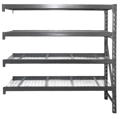 Gerry Brown's Shelving Industrial Shelving Kit T4 Add-On Bay