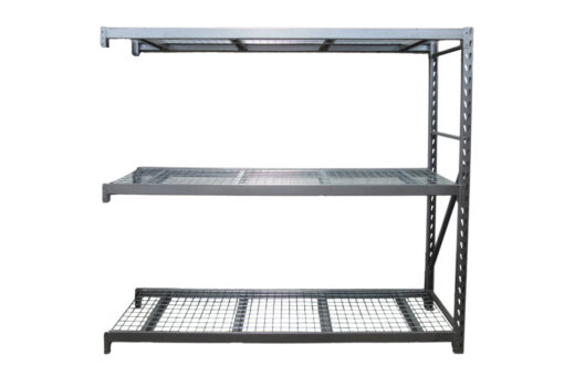 Gerry Brown's Shelving Industrial Shelving Kit T3 Add-On Bay