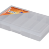 1H-030A - 5 Compt Clear Storage Box