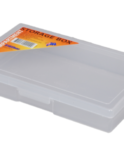1H-031A - 1 Compt Clear Storage Box