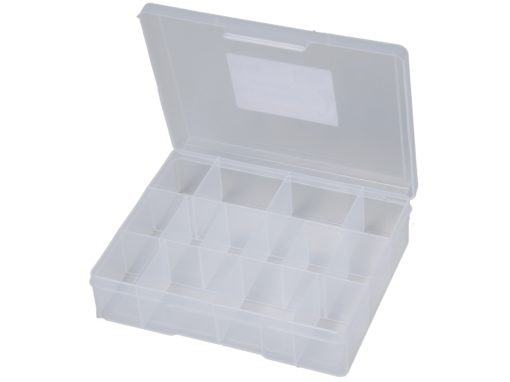 1H-039b - 14 Compt Storage Box