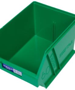 Green 1H-063G Fischer Plastics Stor-Pak 60