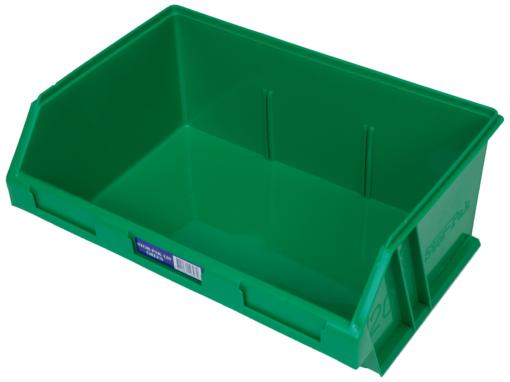 Green 1H-064G Fischer Plastics Stor-Pak 120
