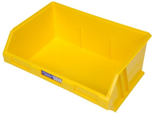 Yellow 1H-064Y Fischer Plastics Stor-Pak 120