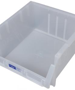 Clear 1H-065C Fischer Plastics Stor-Pak 240
