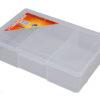 1H-090a 3 Compt Large Deep Storage Box