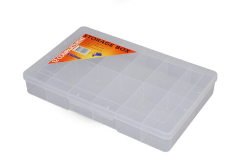1H-093a - 12 Compt Large Storage Box