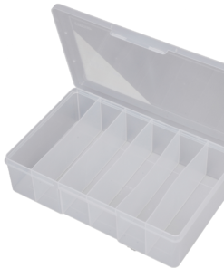 1H-095b - 6 Compt Clear Large Deep Storage Box