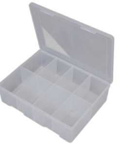 1H-098b - 8 Compt XL XD Storage Box
