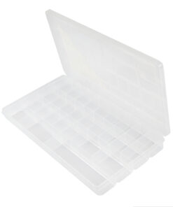 1H-102 - 31 Compartment Storage Box