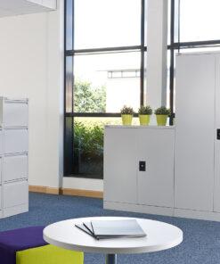 Steel Storage Lockable Cabinet