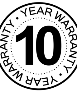 Rapidline 10-Year-Warranty-Badge