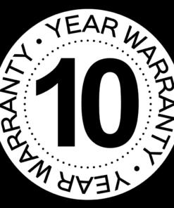 Rapidline 10-Year-Warranty-Badge