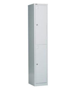 Gerry Brown's Office Furniture - 2 Door Locker