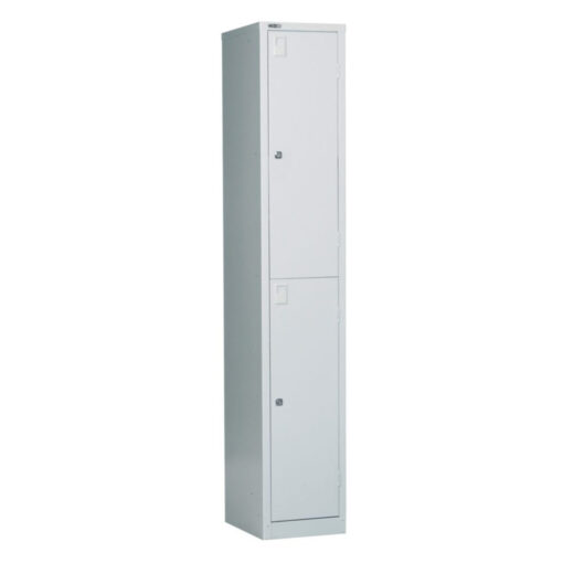 Gerry Brown's Office Furniture - 2 Door Locker