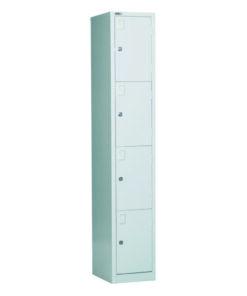 Gerry Brown's Office Furniture - 4 Door Locker