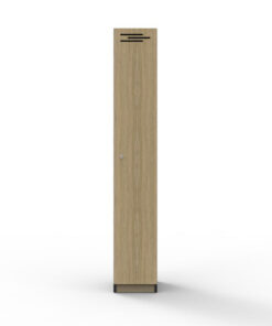 Single Door Locker - Melamine