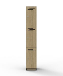 3 Door Locker - Melamine