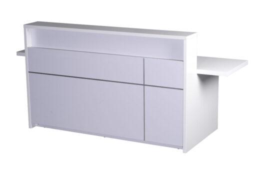 5-0 Reception Counter