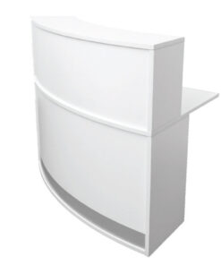 Modular Reception Counter Full Height