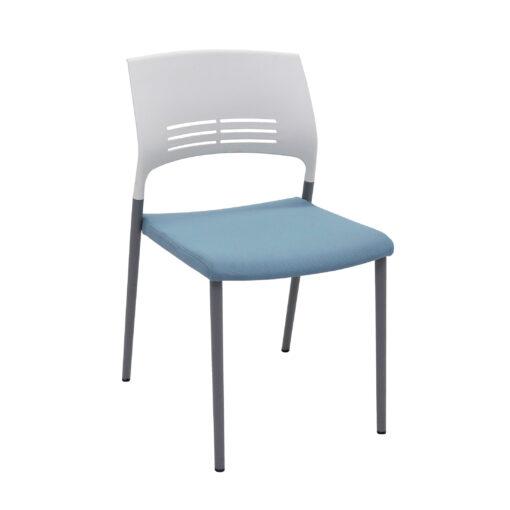 Aloha Chair Blue/White
