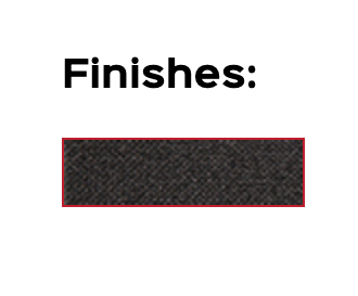 Finish Black