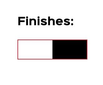 Finish Black-White