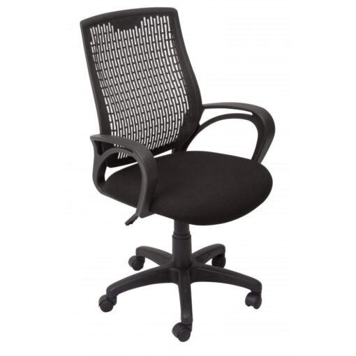RE100 Modern Black Chair