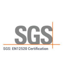 SGS: EN12520 Certification