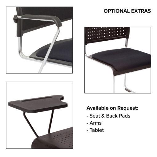 Wimbledon Chair-Extras